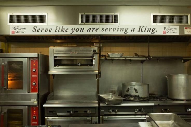 serve like